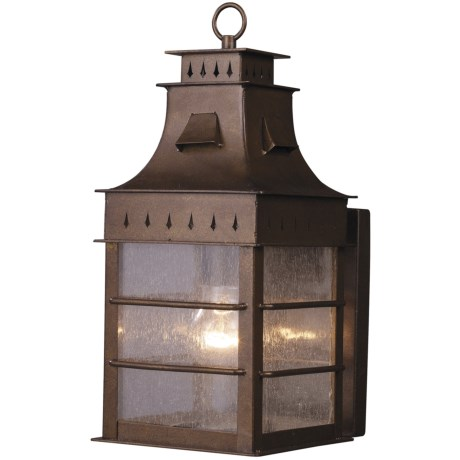 Elk Lighting Colony Heights 1-Light Outdoor Wall Mount - Small