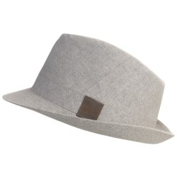 Country Gentleman Trilby Fedora Hat (For Men)