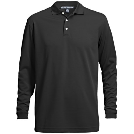 Chase Edward Golf Polo Shirt - Long Sleeve (For Men)
