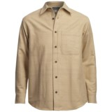 Narragansett Trader Chamois Shirt - Long Sleeve (For Men)
