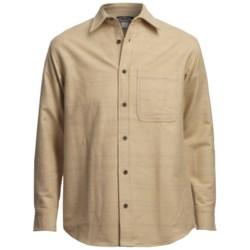 Narragansett Trader Chamois Shirt - Long Sleeve (For Men)