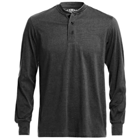 CRC Sport Henley Shirt - Long Sleeve (For Men)
