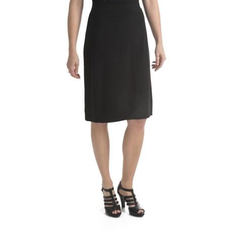 Jersey Knit Skirt (For Women)