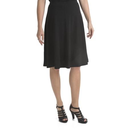 Circle Knit Skirt (For Women)