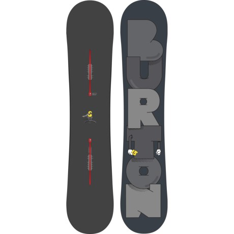 Burton Super Hero Snowboard - Wide