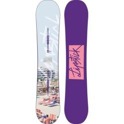 Burton Lip-Stick Snowboard (For Women)