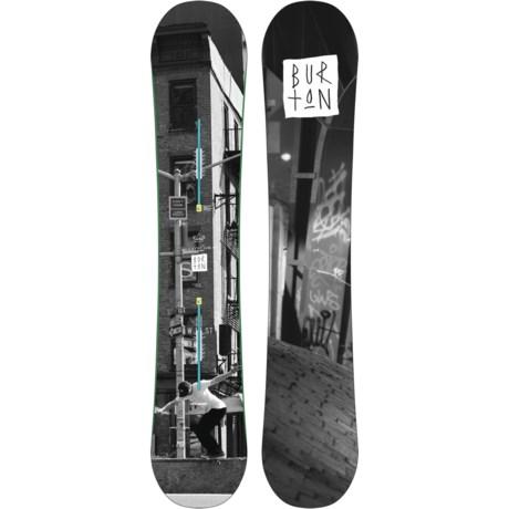 Burton Joystick Snowboard - Wide