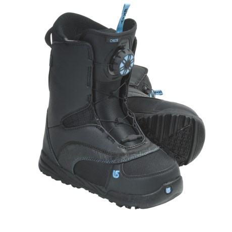 Burton Chloe Snowboard Boots - Speed Lacing System (For Women)