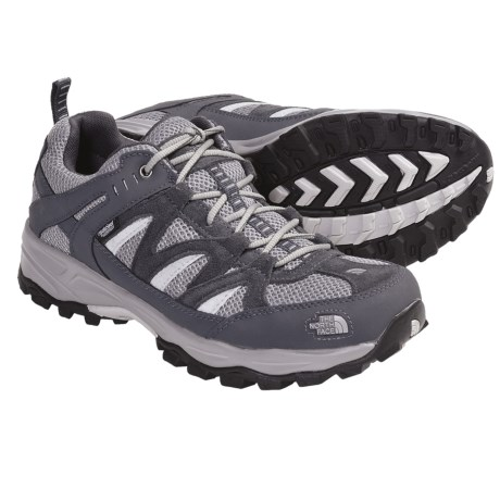 The North Face Tyndall Trail Shoes - Waterproof (For Men)