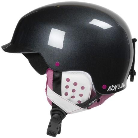R.E.D. Asylum Snowsport Helmet (For Women)