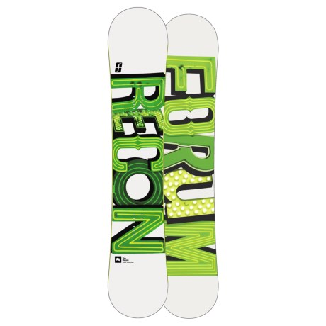 Forum Recon Snowboard - Wide