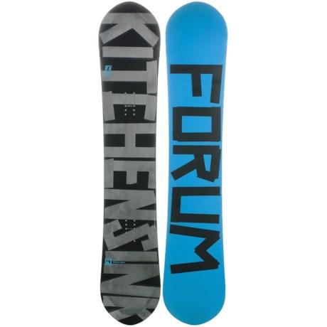 Forum Kitchen Sink Snowboard