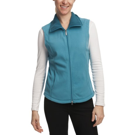 Polar Fleece Vest (For Women)