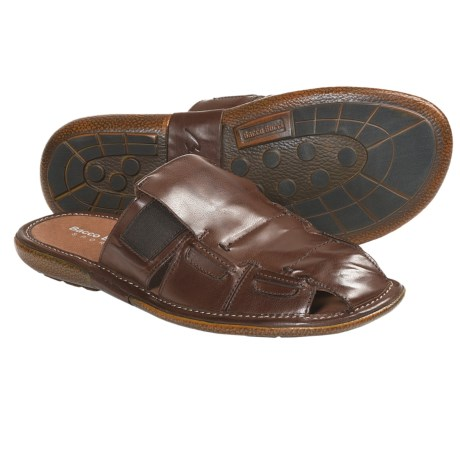 Bacco Bucci Jonah Sandals - Leather Slide (For Men)