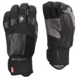 Columbia Sportswear Mountain Monster Short Omni-Heat® Gloves - Waterproof (For Men)