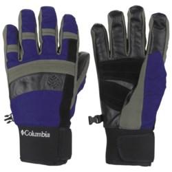 Columbia Sportswear Caribeener II Omni-Heat® Gloves - Waterproof, Insulated (For Men)