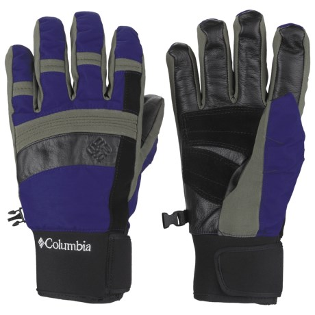 Columbia Sportswear Caribeener II Omni-Heat® Gloves - Waterproof, Insulated (For Men)