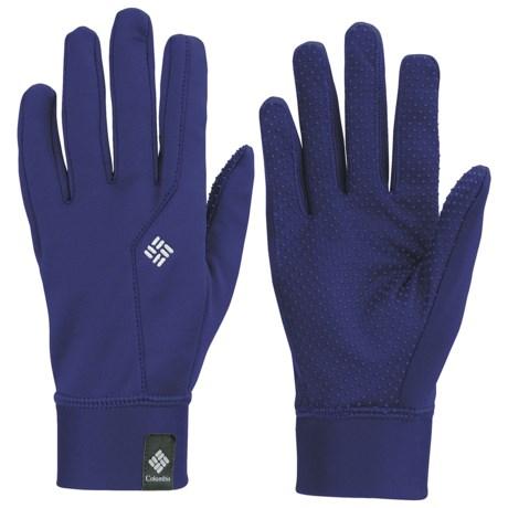 Columbia Sportswear Hit the Trail Omni-Heat® Gloves (For Men)