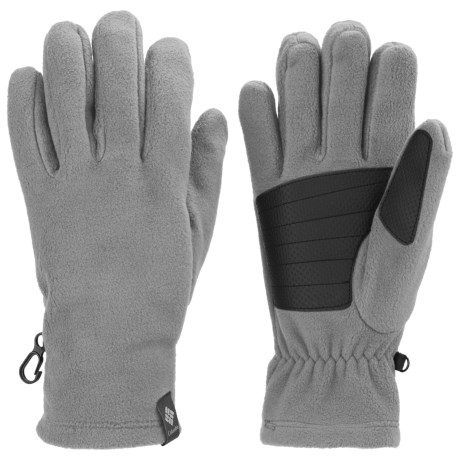 Columbia Sportswear Thermarator Omni-Heat® Gloves - Fleece (For Men)