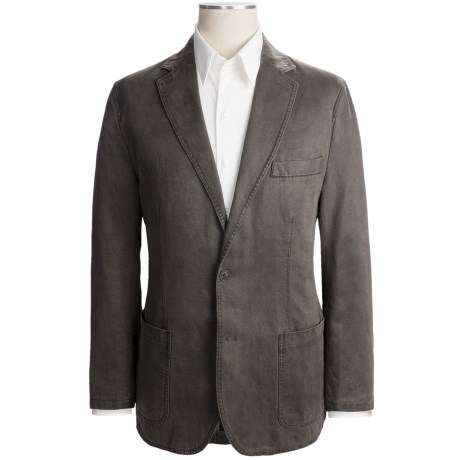 Martin Gordon Stretch Cotton Blend Blazer (For Men)