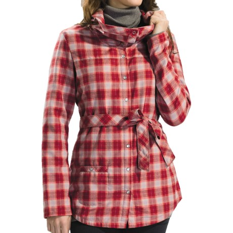 Lole Cecilia Shirt - Flannel, UPF 50+, Long Sleeve (For Women)