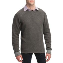 Martin Gordon Wool Sweater - Crew Neck (For Men)