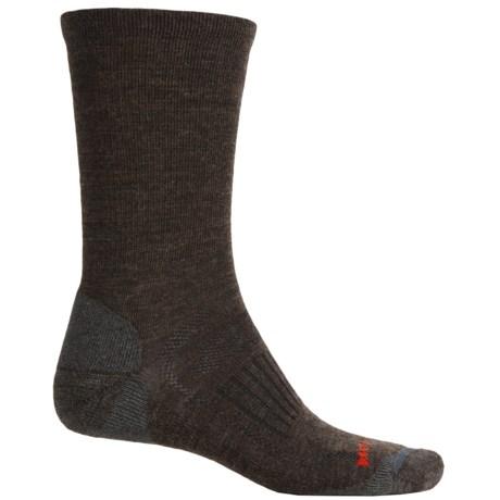 Merrell Courant Solid Socks - Crew (For Men)