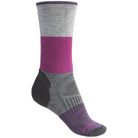 Merrell Alpenglow Socks - Crew (For Women)