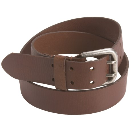 American Beltway 2-Prong Belt - Leather (For Men)