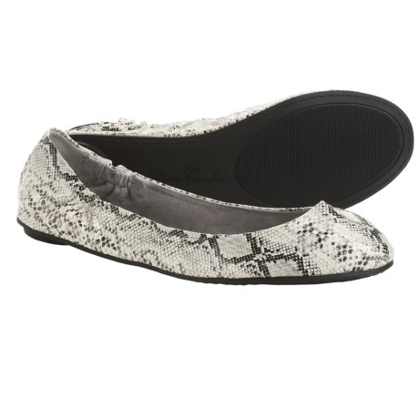 Footzyfolds Snake Ballet Shoes (For Women)