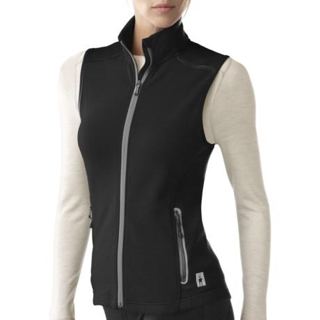 SmartWool TML Mid Vest - Merino Wool (For Women)