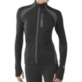 SmartWool TML Light Full-Zip Shirt - Merino Wool, Long Sleeve (For Women)