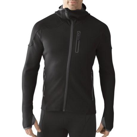 SmartWool TML Mid Full-Zip Hoodie Sweatshirt - Merino Wool, Midweight (For Men)