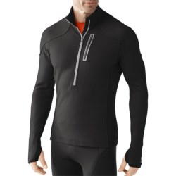 SmartWool TML Mid Half-Zip Shirt - Merino Wool, Midweight, Long Sleeve (For Men)