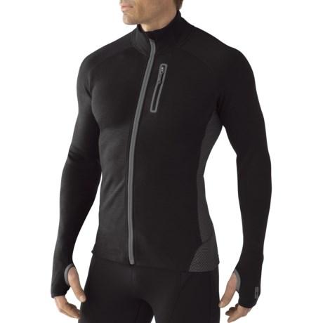 SmartWool TML Light Full-Zip Shirt - Lightweight, Long Sleeve (For Men)