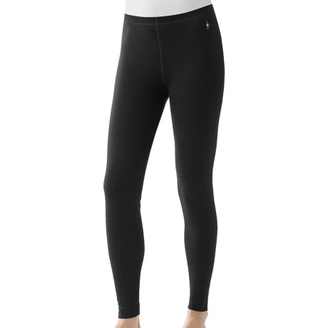 SmartWool NTS Lightweight Base Layer Bottoms - Merino Wool (For Women)