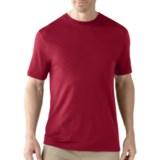SmartWool Crew T-Shirt - UPF 20, Merino Wool, Short Sleeve (For Men)