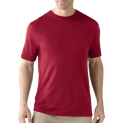 SmartWool Crew T-Shirt - UPF 20, Merino Wool, Short Sleeve (For Men)