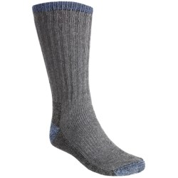 Woolrich Ultimate Boot Socks - Merino Wool, Midweight, Crew (For Men and Women)