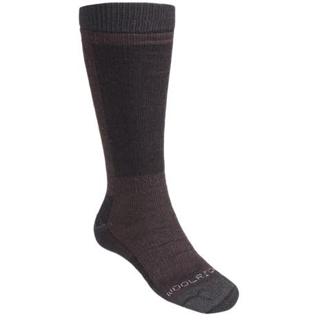 Woolrich Ski Socks - Merino Wool, Midweight (For Men and Women)