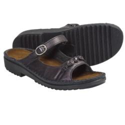Naot Kyra Low Scandinavian Leather Sandals (For Women)