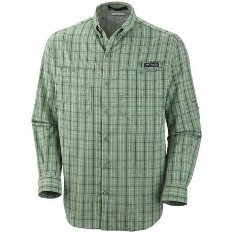 Columbia Sportswear PFG Super Tamiami Fishing Shirt - UPF 40, Long Sleeve (For Men)