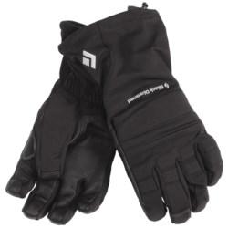 Black Diamond Equipment Specialist Gloves - Waterproof (For Men)