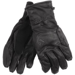 Black Diamond Equipment Kingpin Gloves - Goat Leather (For Men)