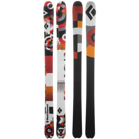 Black Diamond Equipment Ember Alpine Skis (For Women)