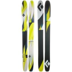 Black Diamond Equipment Gigawatt Skis - Alpine