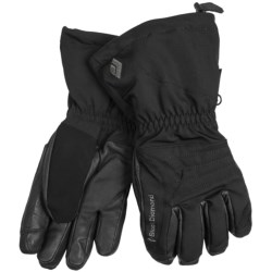 Black Diamond Equipment Renegade Gore-Tex® XCR® Gloves - Waterproof, Insulated (For Men)