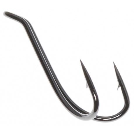 Tiemco Hooks by Umpqua TMC707DS Salmon/Steelhead Hook - Size 10, 10-Pack
