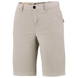 Columbia Sportswear Crossroads Long Shorts - UPF 50, Stretch Cotton (For Women)