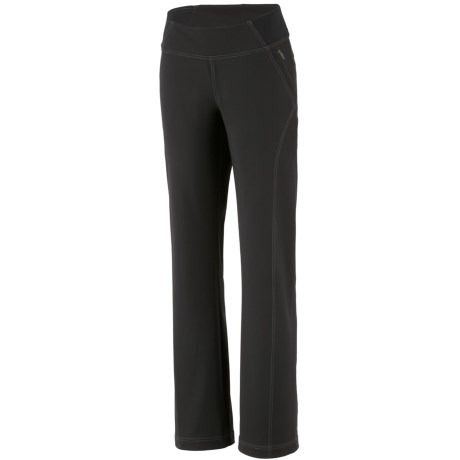 Columbia Sportswear Back Up Trail Pants - Soft Shell (For Plus Size Women)